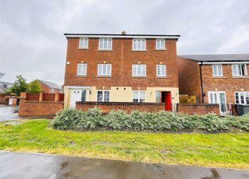 Thumbnail 4 bed town house for sale in Skylark Road, Melksham