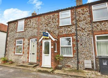Thumbnail 2 bedroom terraced house for sale in Hempton, Fakenham, Norfolk
