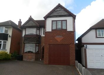 Thumbnail 4 bed detached house for sale in Westwood Road, Sutton Coldfield, West Midlands