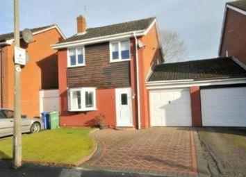 Thumbnail 3 bed link-detached house to rent in Kilncroft, Brookvale, Runcorn
