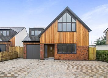 Thumbnail 4 bed detached house for sale in Fullwood Palace Hey, Ness, Neston