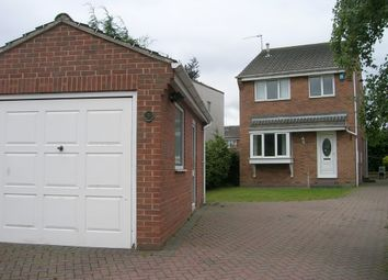 Thumbnail 3 bed detached house to rent in Watermeade, Eckington