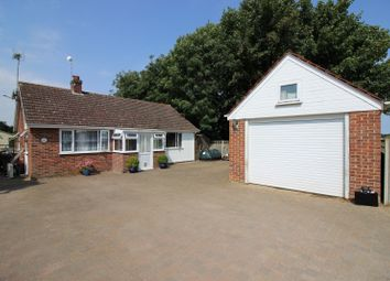 Thumbnail 2 bed detached bungalow for sale in Filby Road, Stokesby, Great Yarmouth