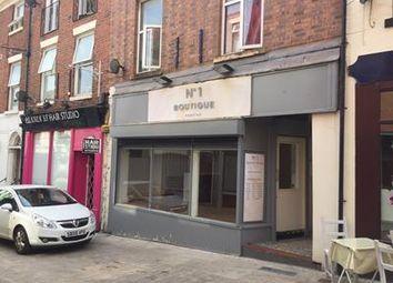 Thumbnail Retail premises to let in 41 Cannon Street, Preston