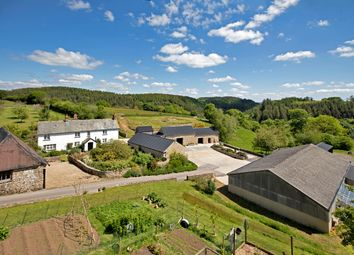 Hennock, Bovey Tracey, Devon TQ13. 5 bed detached house for sale