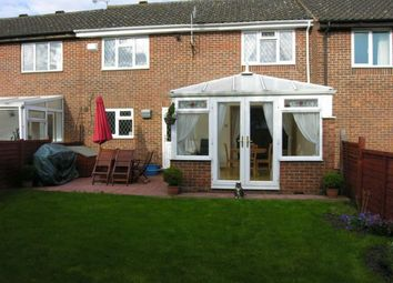 Thumbnail 3 bed terraced house for sale in Parishes Mead, Stevenage