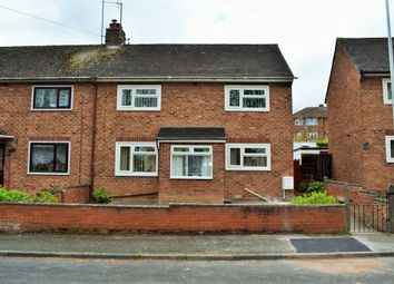 Thumbnail 2 bed property for sale in 39 Crossfields Whitecross, Hereford, Hereford, Herefordshire