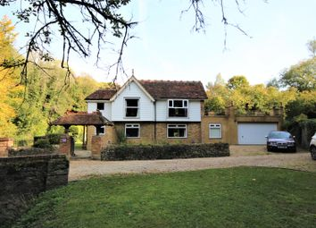 Thumbnail 4 bed detached house for sale in Basted Mill, Basted Lane, Borough Green, Sevenoaks