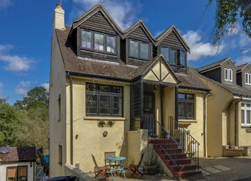 Thumbnail 4 bed detached house for sale in Hillside Terrace, Hertford