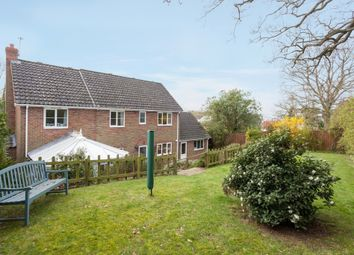 Thumbnail 5 bed detached house for sale in Harry Daniels Close, Wymondham