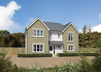 "Thumbnail 5 bedroom detached house for sale in ""Laurieston"" at Slateford Road, Bishopton"