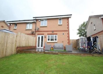 Thumbnail 3 bed semi-detached house for sale in Muirshiel Crescent, Glasgow, Lanarkshire