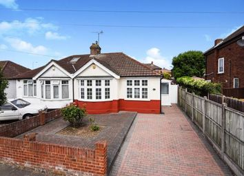 Thumbnail 2 bedroom bungalow for sale in Romford, Havering, United Kingdom