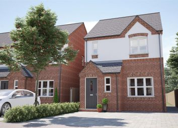 Thumbnail 3 bed detached house for sale in Victoria Street, Brimington, Chesterfield