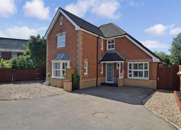 4 bed detached house for sale in Saxon Close, Kings Hill, West Malling, Kent ME19