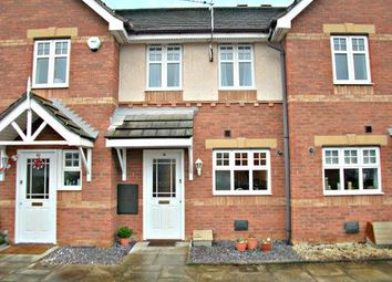 Thumbnail 2 bed terraced house for sale in Hampton Chase, Noctorum, Wirral