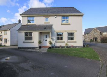 Thumbnail 4 bed detached house for sale in Dan Y Gollen, Crickhowell, Powys