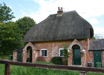 Thumbnail 2 bed cottage for sale in Leverton, Hungerford