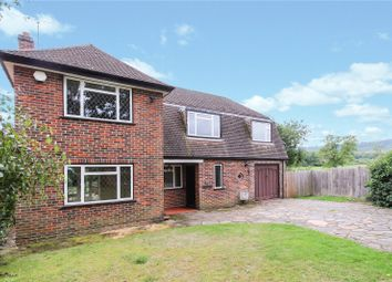 Thumbnail 4 bedroom detached house for sale in Wheeler Avenue, Oxted
