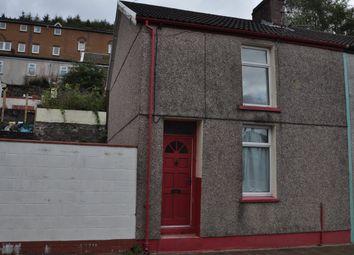 Thumbnail 2 bedroom terraced house to rent in Long Row, Blaenllechau, Ferndale