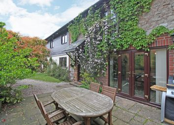 Thumbnail 4 bed barn conversion for sale in Woodbury, Exeter