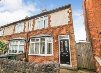 Thumbnail 2 bedroom end terrace house for sale in Furlong Avenue, Arnold, Nottingham