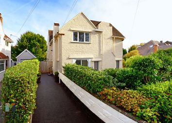 Thumbnail 3 bed flat for sale in Chessel Avenue, Boscombe, Bournemouth