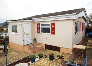 Thumbnail 1 bed mobile/park home for sale in Wear Farm, Newton Road, Bishopsteignton