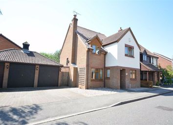 4 bed detached house for sale in Antelope Avenue, Chafford Hundred, Essex RM16