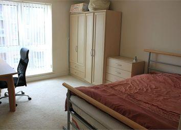Thumbnail 1 bedroom flat to rent in Studley Court, 4 Jamestown Walk, Virginia Quay, London