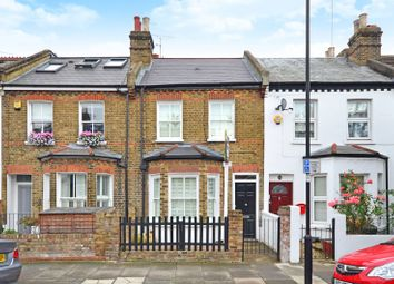 Thumbnail 3 bed terraced house to rent in Cunnington Street, Chiswick