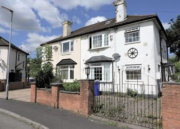 Thumbnail 3 bed semi-detached house for sale in Kingsway Crescent, Manchester, Manchester