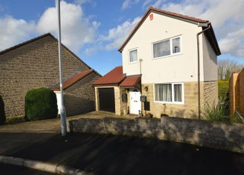 Thumbnail 3 bed detached house for sale in Ford Road, Peasedown St. John, Bath