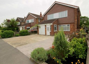 Thumbnail 4 bedroom detached house for sale in Conway Drive, Fulwood, Preston