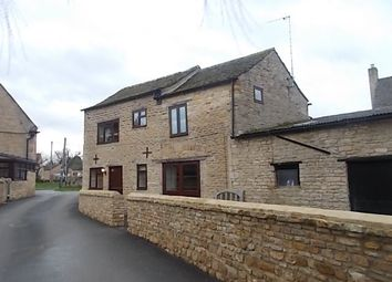 Thumbnail 2 bed cottage to rent in Main Street, Yarwell, Peterborough
