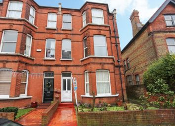 Thumbnail 1 bed flat for sale in Cliftonville Avenue, Cliftonville, Margate