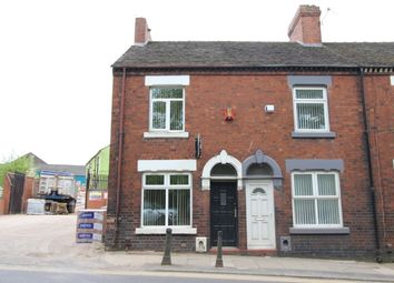 Thumbnail 3 bed terraced house to rent in Moorland Road, Burslem, Stoke-On-Trent
