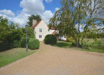 Thumbnail 5 bed detached house to rent in Great Leighs, Chelmsford
