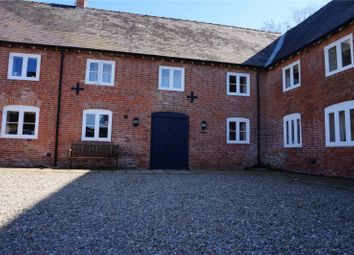 Thumbnail 3 bed barn conversion to rent in Hardwick Hall, Hardwick, Ellesmere, Shropshire