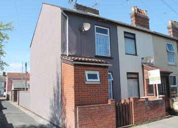 Thumbnail 2 bedroom terraced house to rent in Union Road, Lowestoft, Suffolk