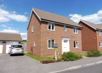 Thumbnail 4 bed detached house for sale in Anson Road, Upper Cambourne, Cambridge