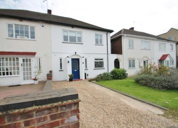 Thumbnail 3 bed semi-detached house for sale in Couchmore Avenue, Clayhall, Ilford