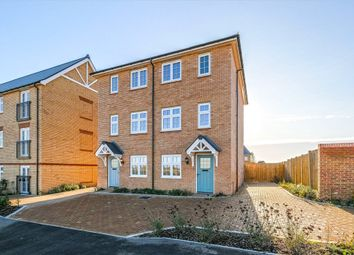 Thumbnail 3 bed semi-detached house for sale in Monarch Way, Ely, Cambridgeshire