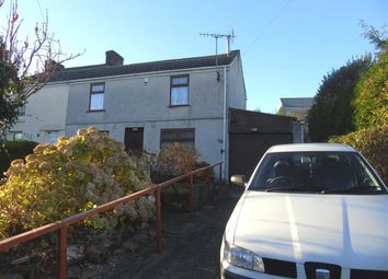 Thumbnail 2 bedroom semi-detached house for sale in Strawberry Place, Morriston, Swansea