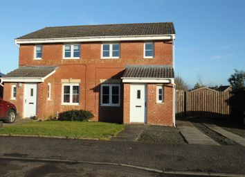Thumbnail 2 bed semi-detached house for sale in Cricketfield Place, Armadale, Bathgate