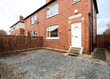 Thumbnail 3 bed semi-detached house for sale in Sycamore Avenue, Wakefield, West Yorkshire