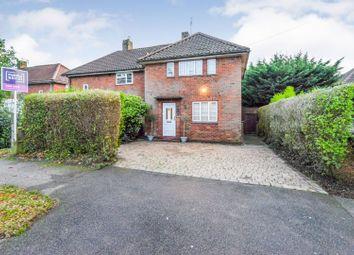 Thumbnail 3 bed semi-detached house for sale in Longlands Road, Welwyn Garden City