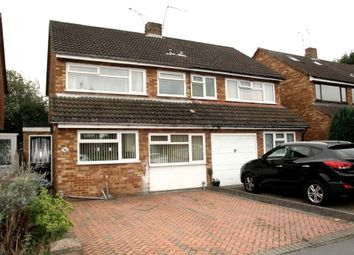 Thumbnail 3 bedroom semi-detached house to rent in Stortford Hall Park, Bishop's Stortford