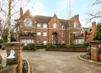 Thumbnail 2 bed flat for sale in Queen Elizabeth House, 50 Queens Road, Weybridge, Surrey