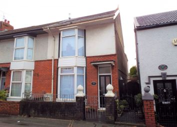 Thumbnail 3 bed end terrace house for sale in 18 Vivian Road, Sketty, Swansea